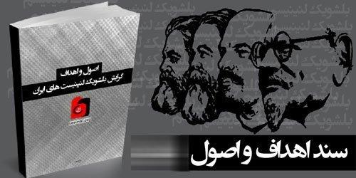 اصول و اهداف گرایش بلشویک لنینیستهای ایران