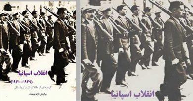 انقلاب اسپانیا ۱۹۳۱-۱۹۳۹- تروتسکی